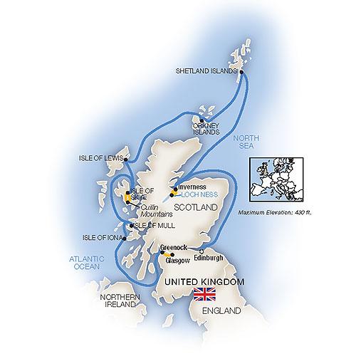 Scottish Cruise