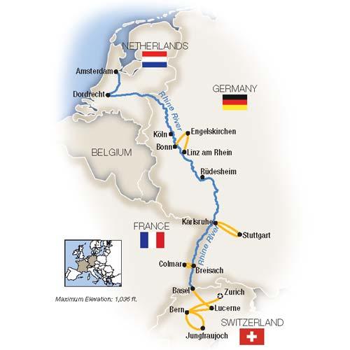 Rhine Cruises