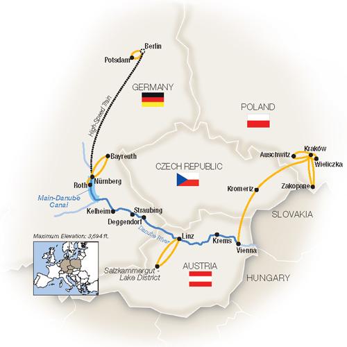 Tour of Krakow