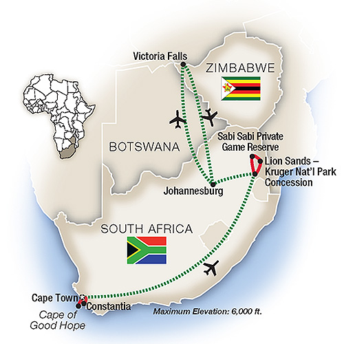 South Africa Tour