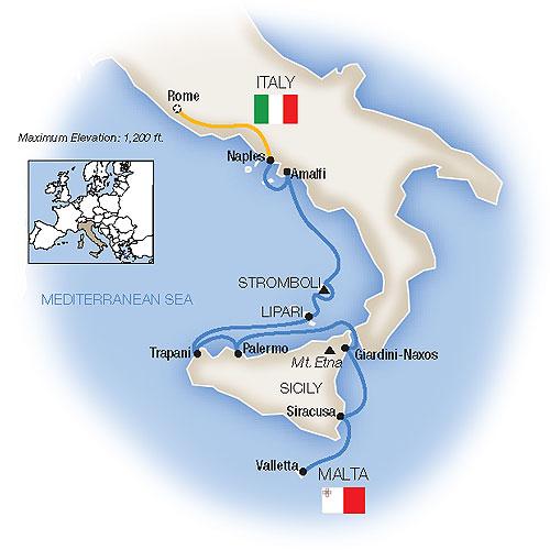 Italy Cruises