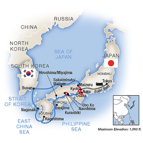 Japan Cruise