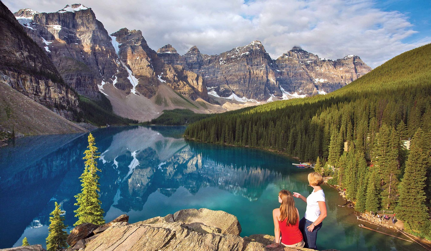 Canada Escorted Tours