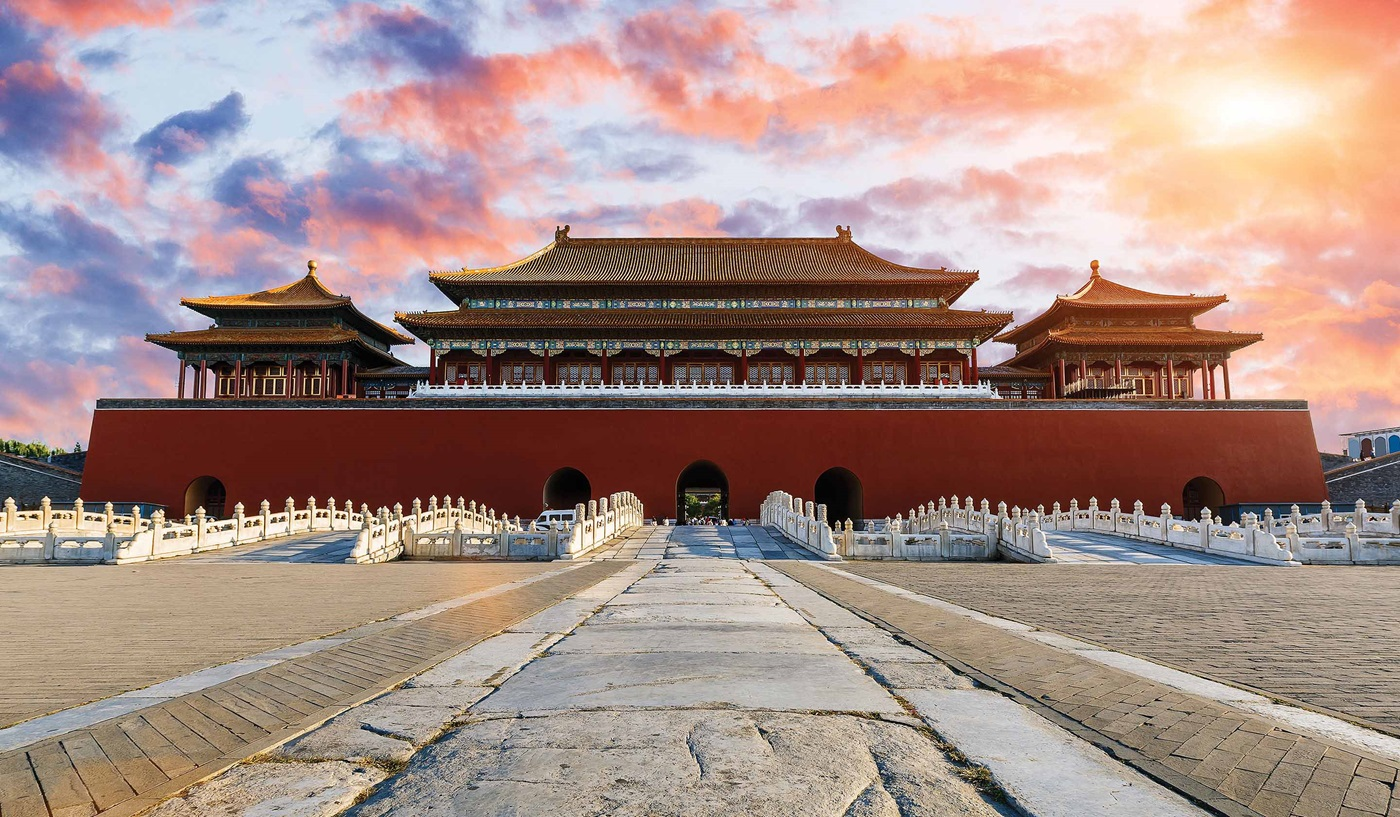 China Escorted Tours