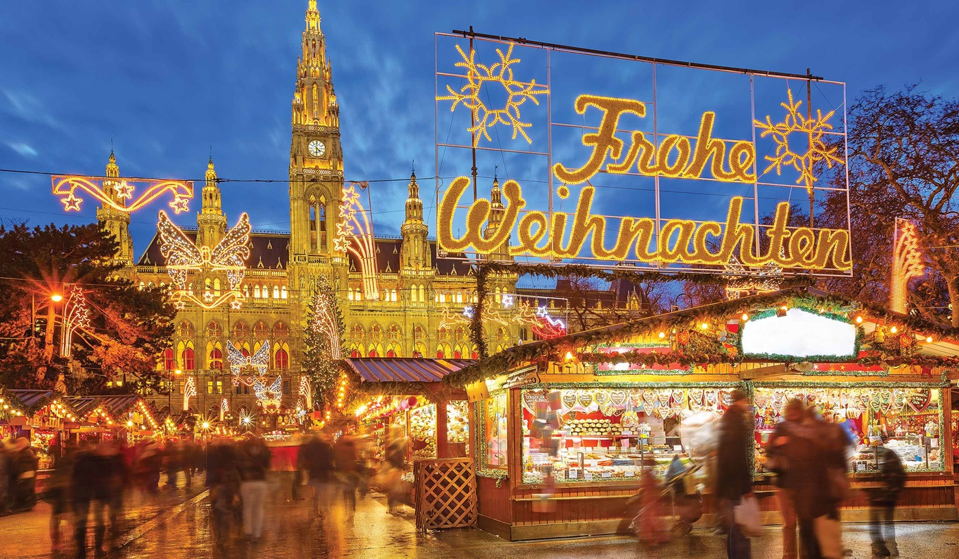 All Inclusive Christmas Market River Cruises 2020/2021 | Tauck