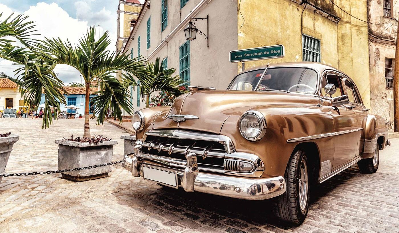 Cuba Escorted Trips