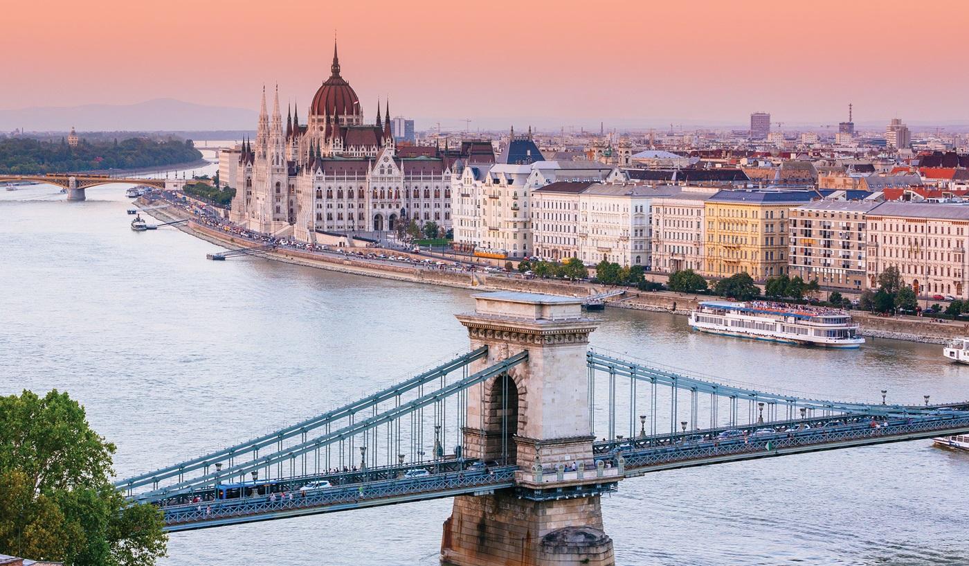 Danube River Cruising