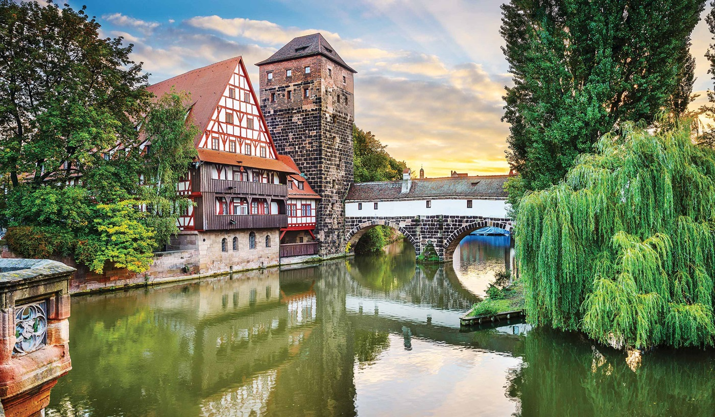 Germany Escorted Tours