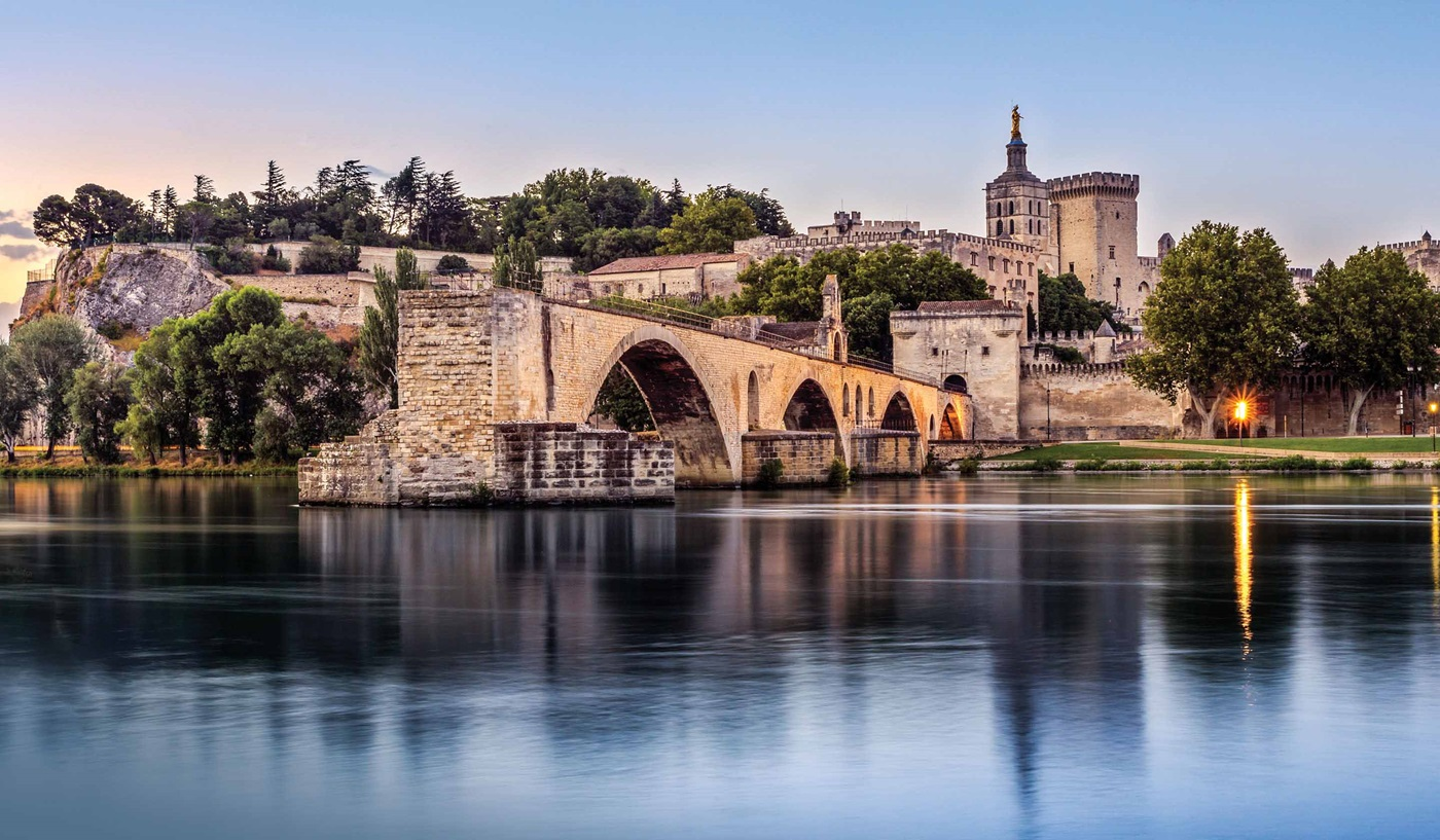 Rhone River Cruising