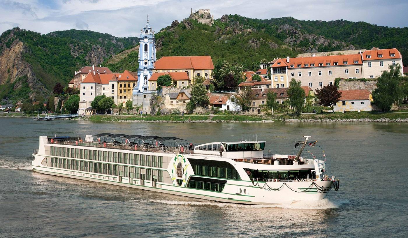 Tauck European River Cruising