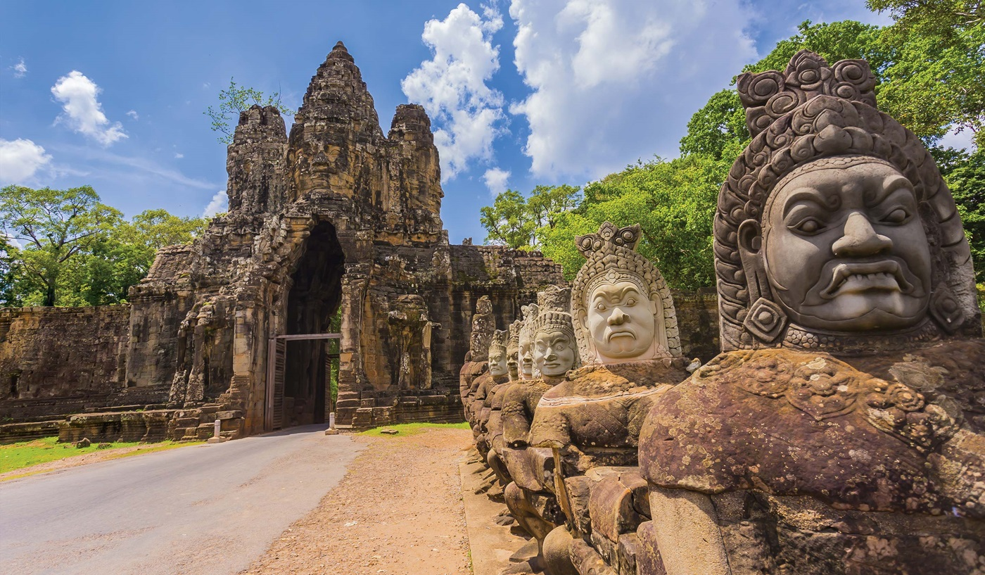 Southeast Asia Escorted Tours