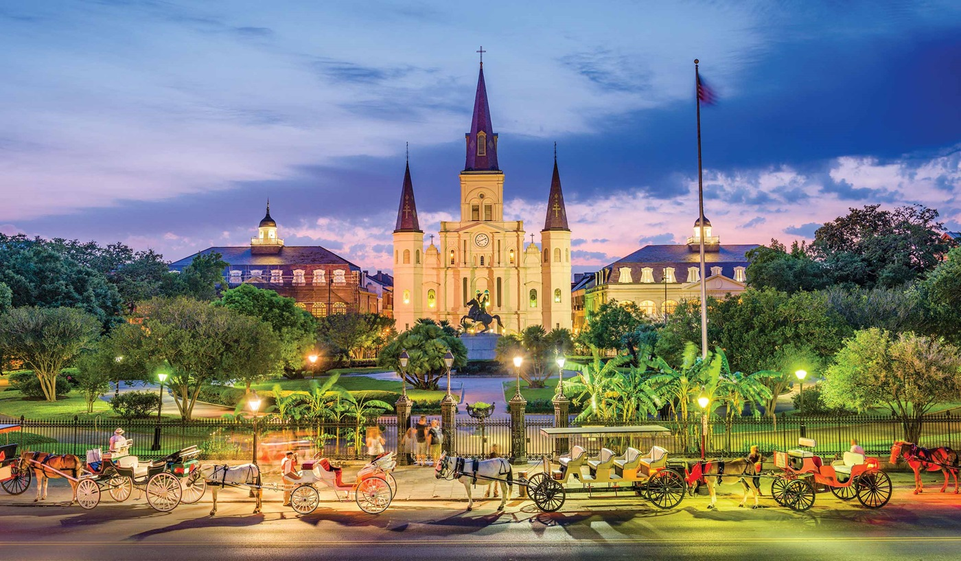 Southern USA Escorted Tours