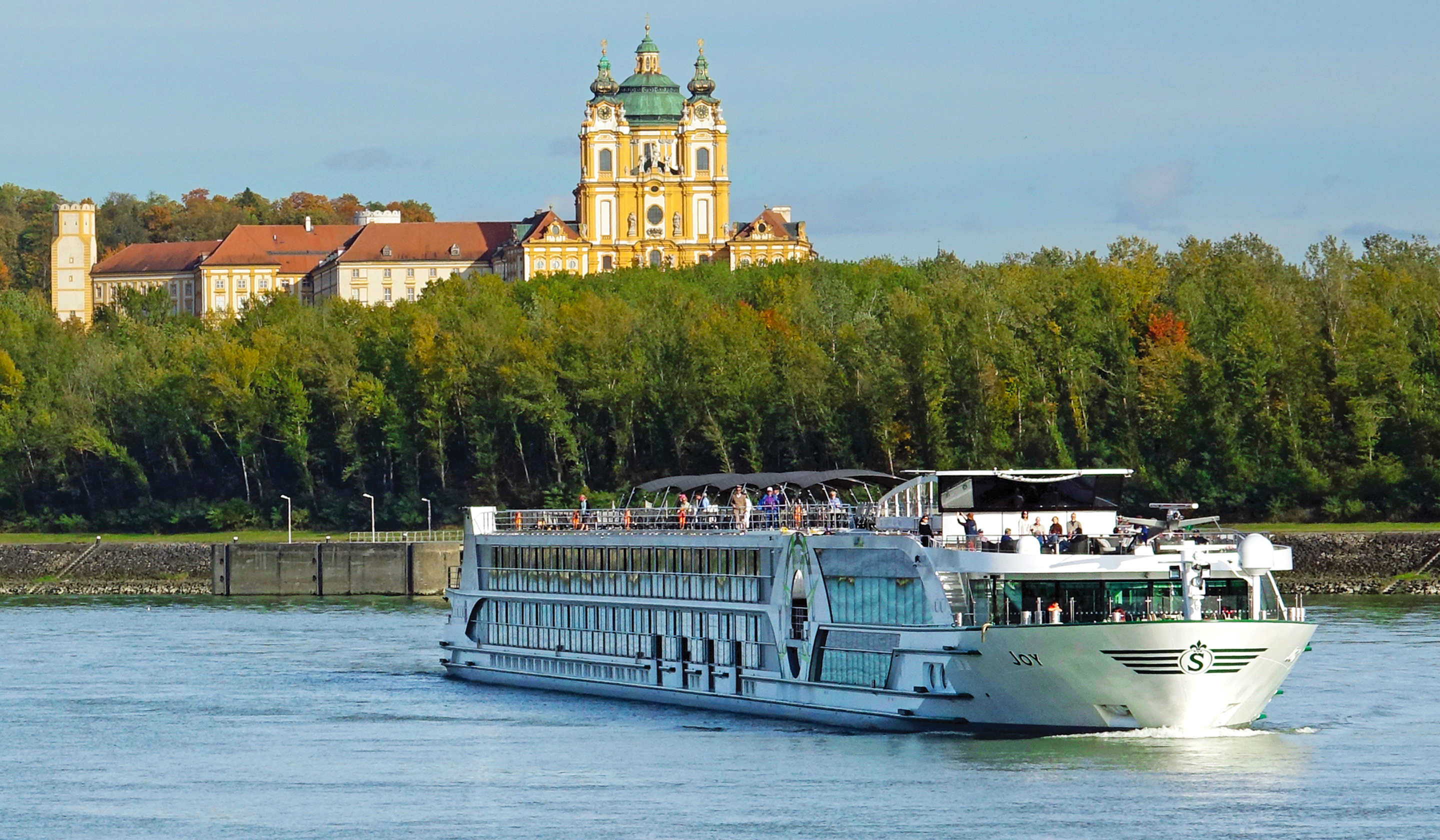 Why Tauck River Cruises