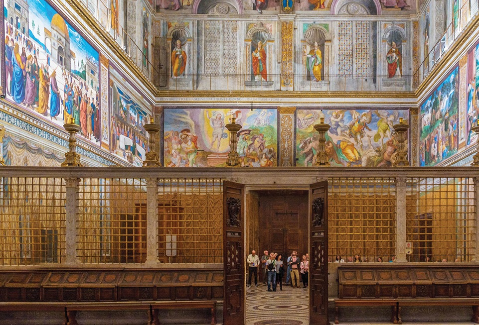 Private Vatican Visit - Sistine Chapel