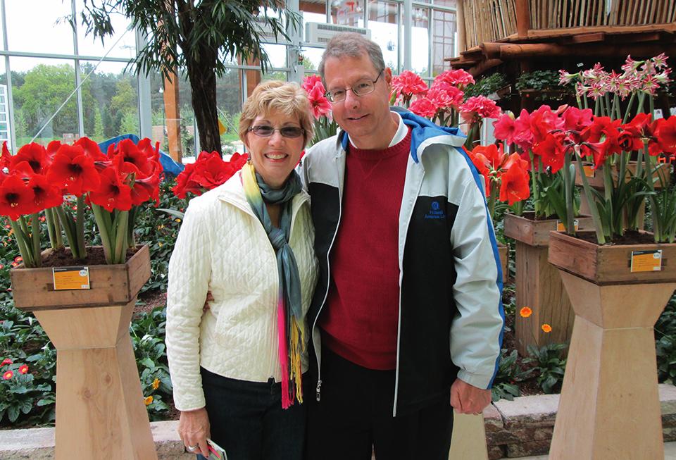 Floriade Couple