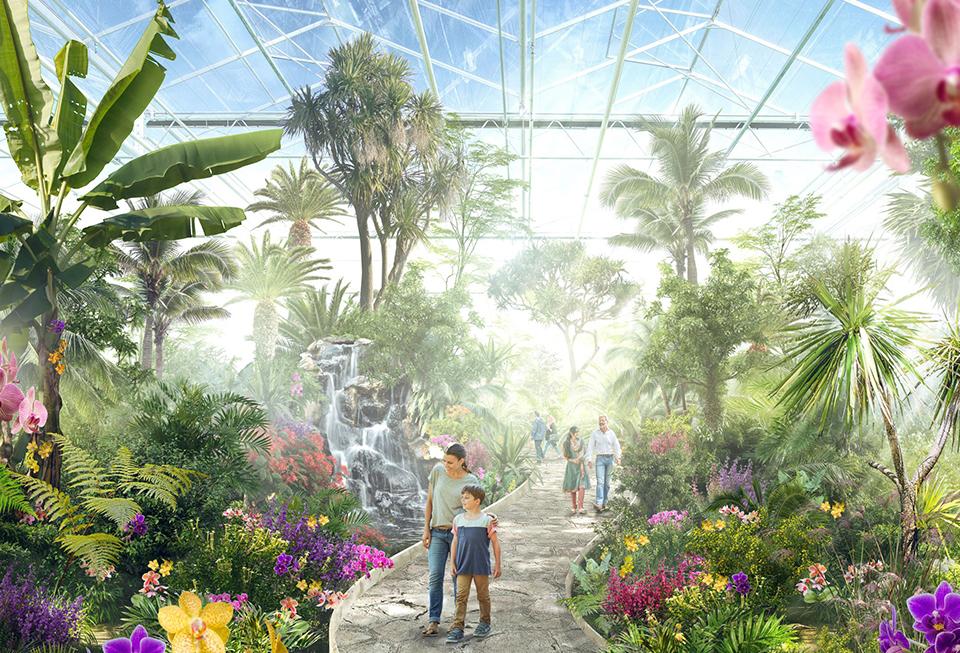Floriade Greenhouse