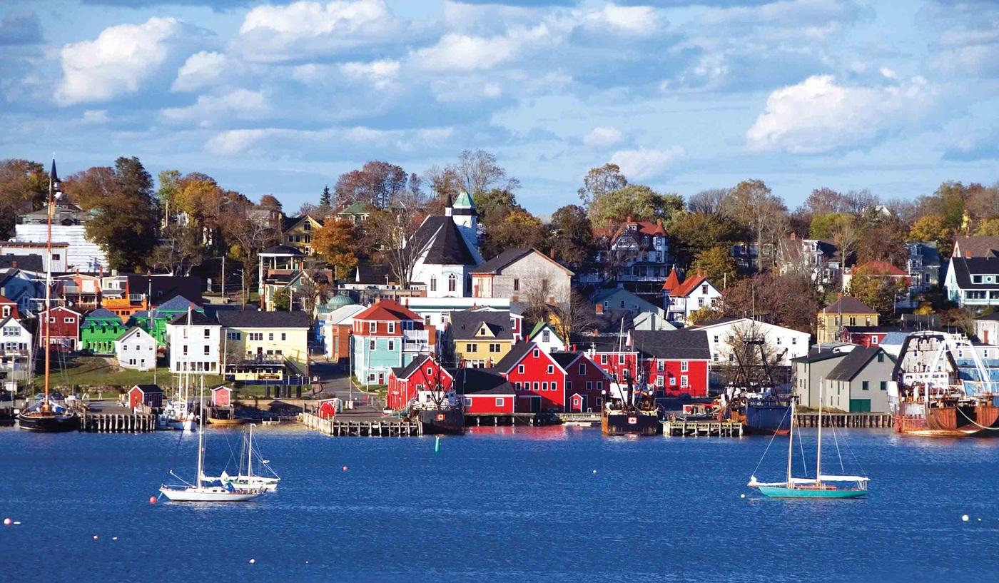 Nova Scotia Prince Edward Island Escorted Tour