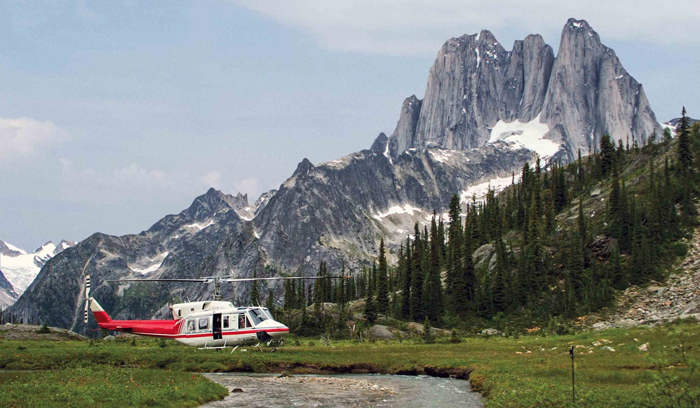 Bugaboos Adventure Canadian Rockies Guided Tour