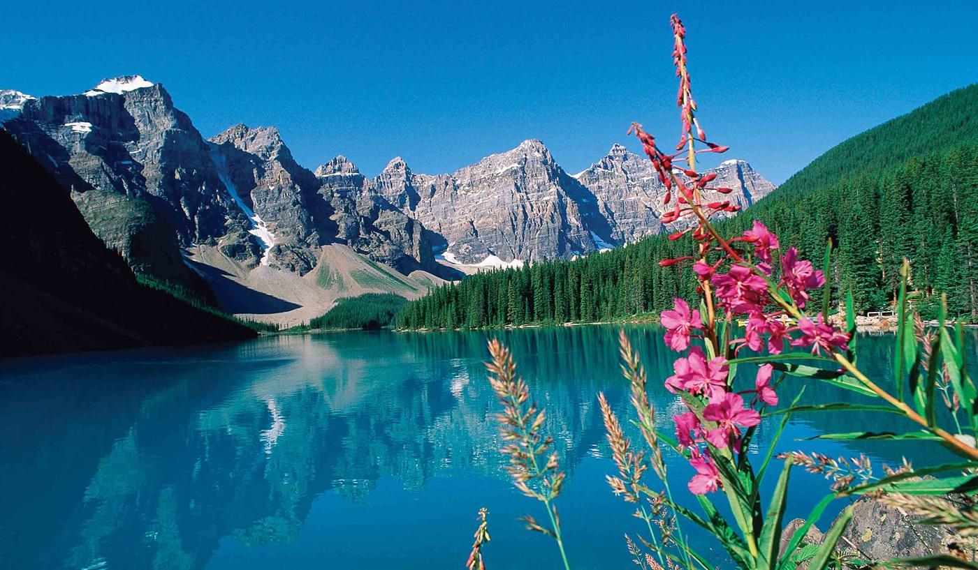 Best of Canadian Rockies Escorted Tour