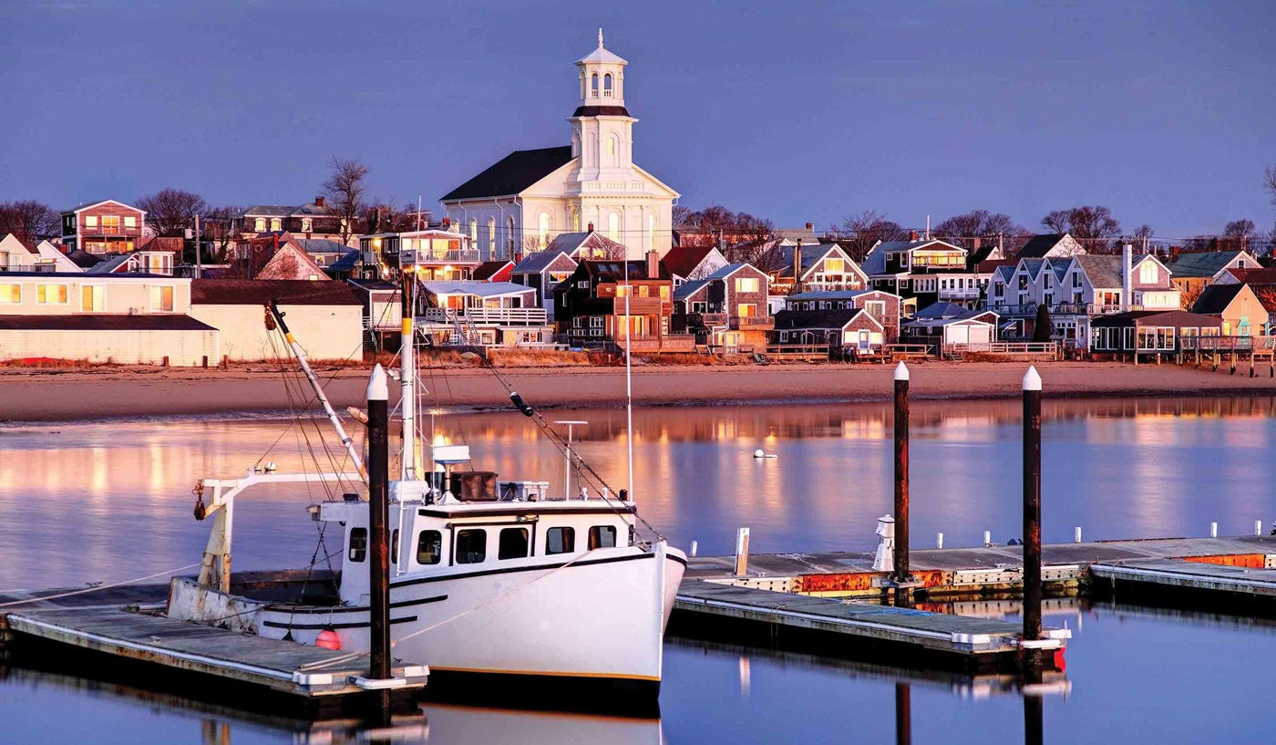 Cape Cod Newport New England Escorted Tour and Cruise
