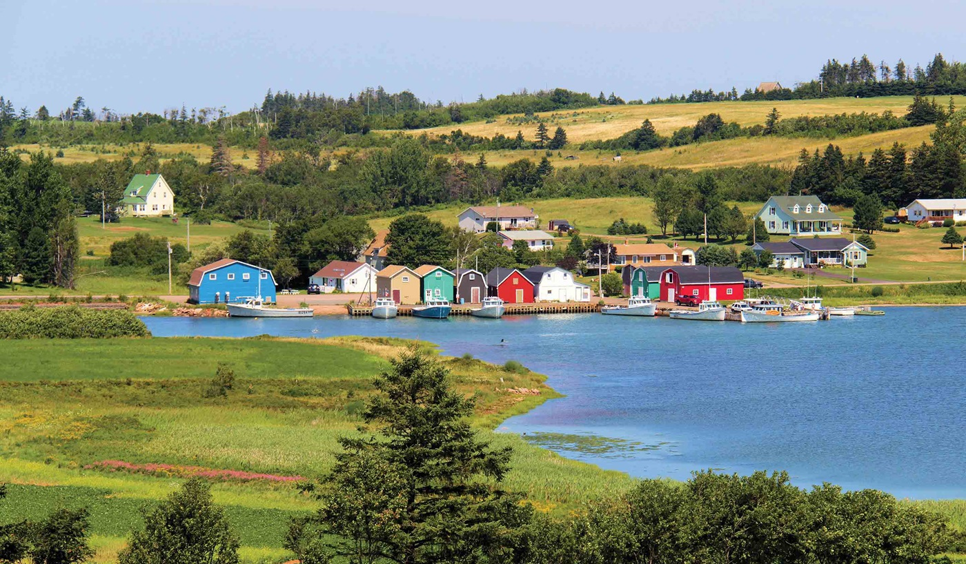 Canadian Maritimes Nova Scotia Cruise and Escorted Tour