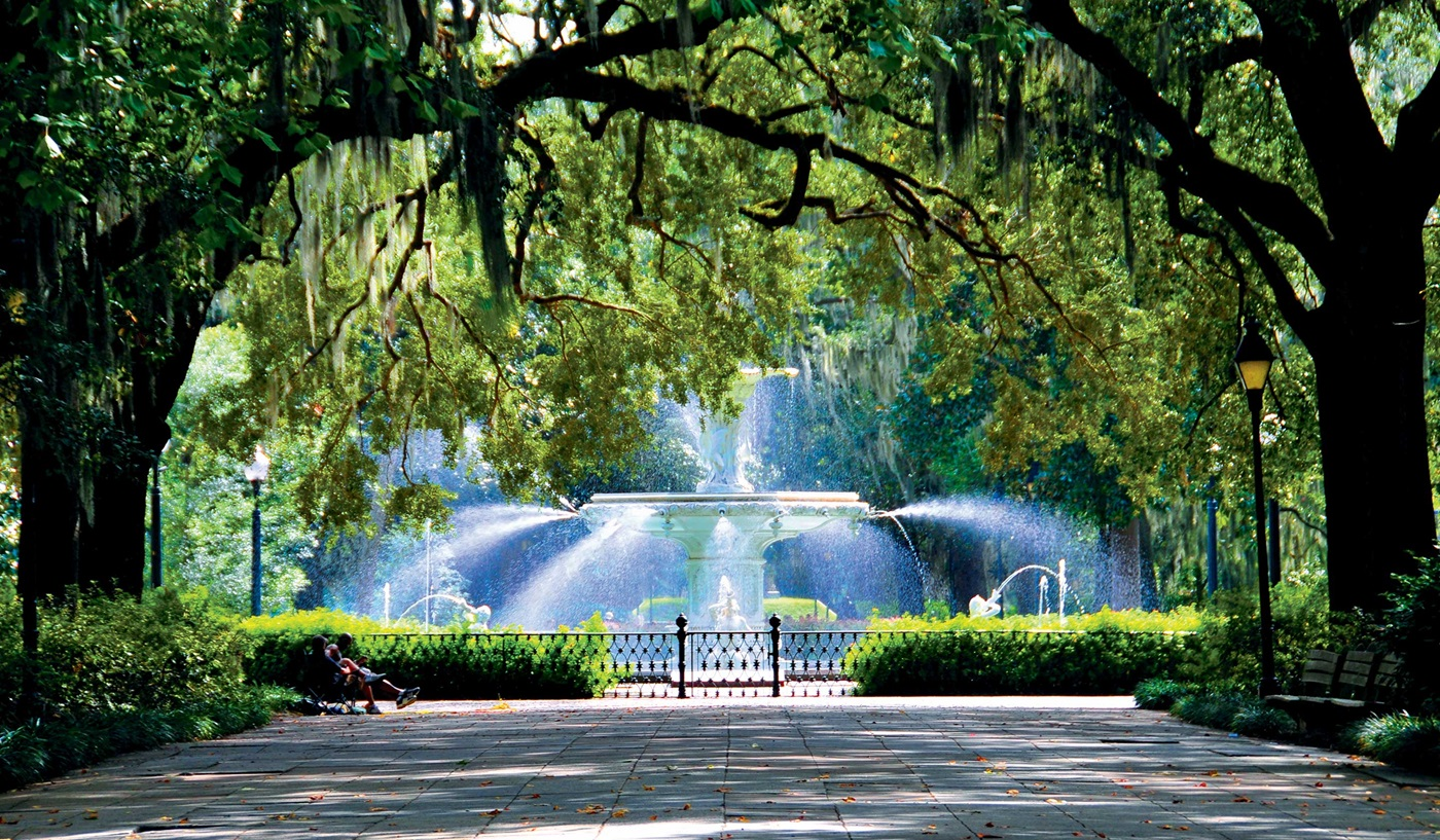 Charleston Savannah Escorted Tour