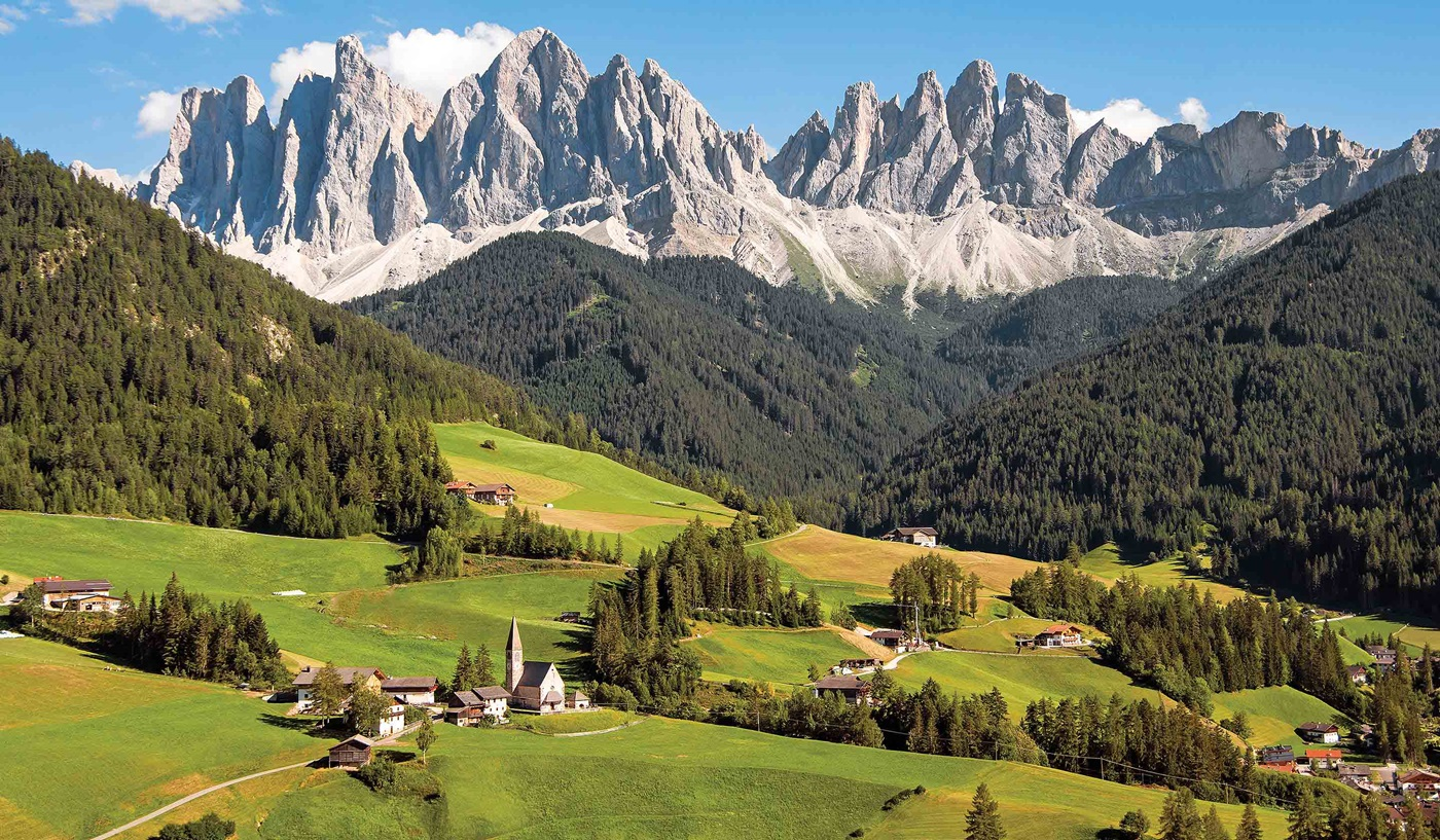 Ultimate Dolomites Swiss Alps Tour
