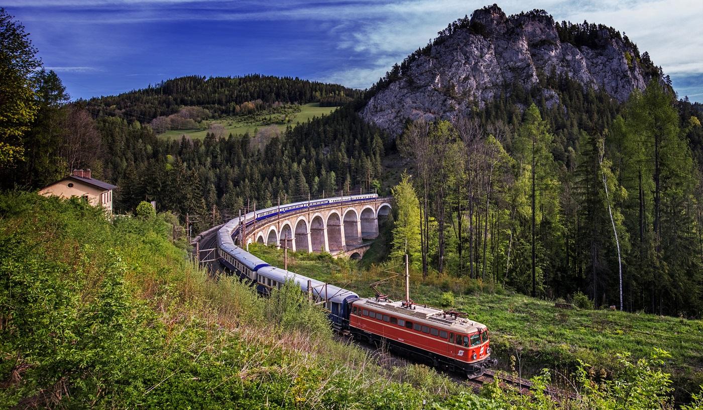 Austria Rail Tour