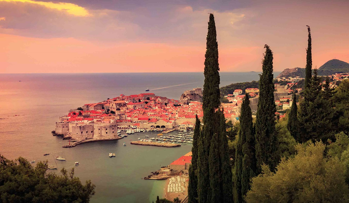 Croatia to Venice Escorted Tour
