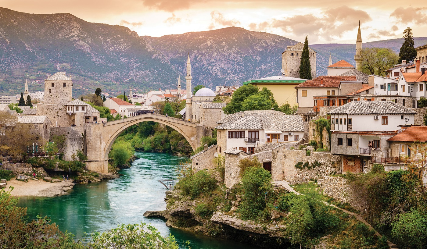 Croatia to Venice Escorted Tour