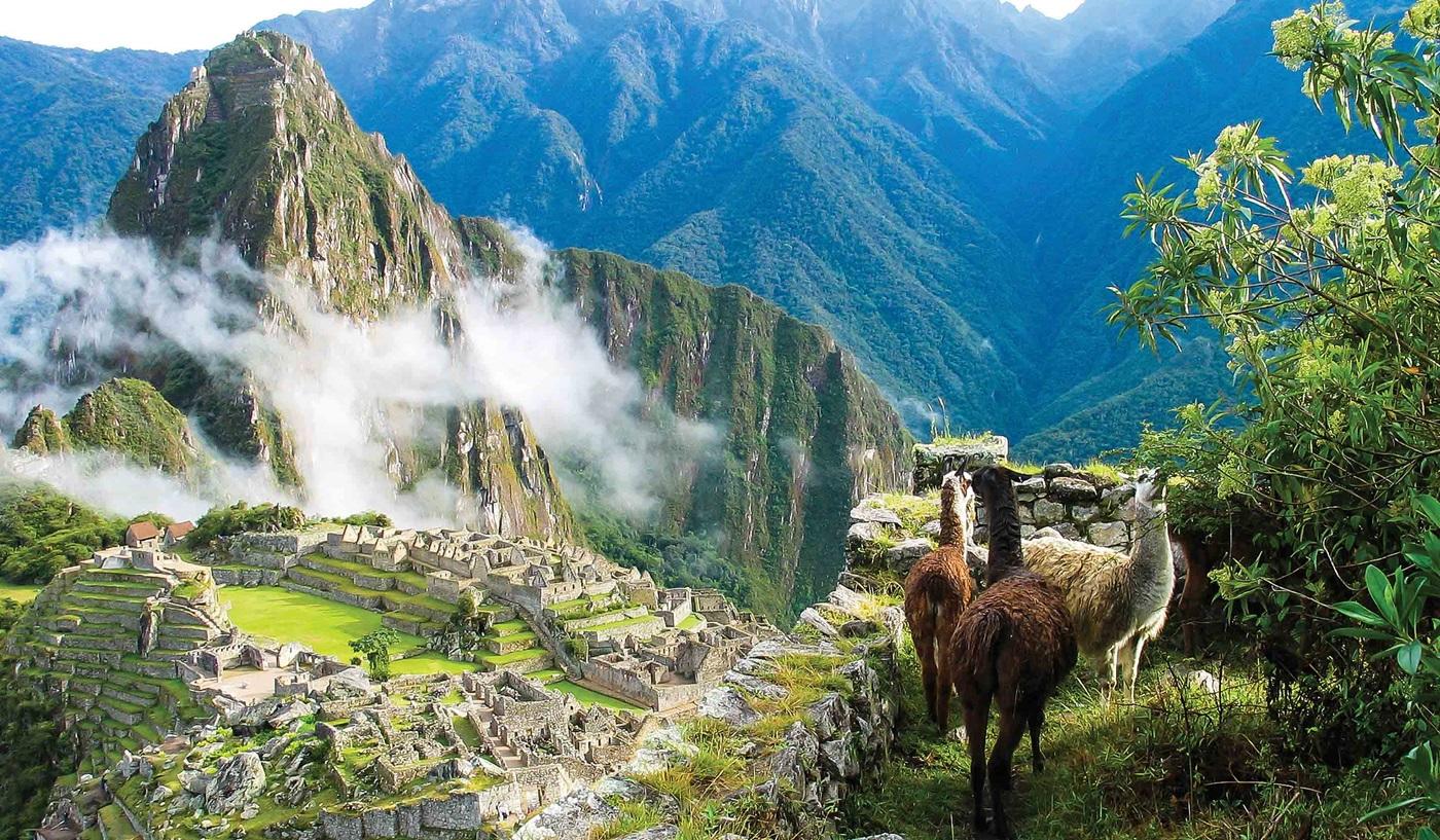 Peru Galapagos Guided Tour