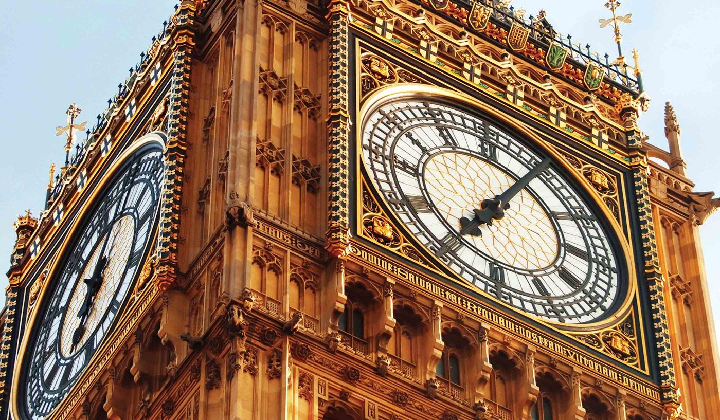 Paris Rome London Guided Tour