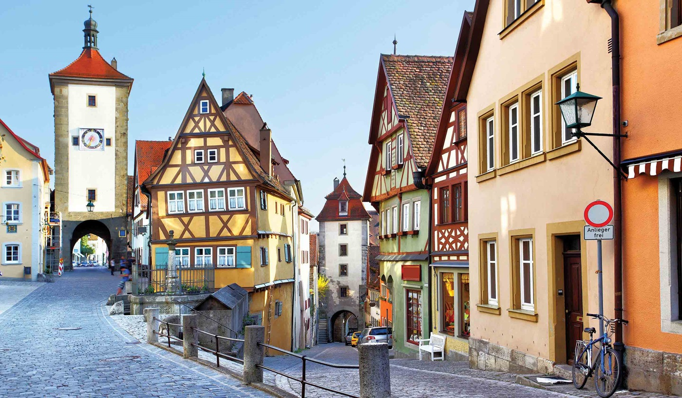 Romantic Germany Escorted Tour