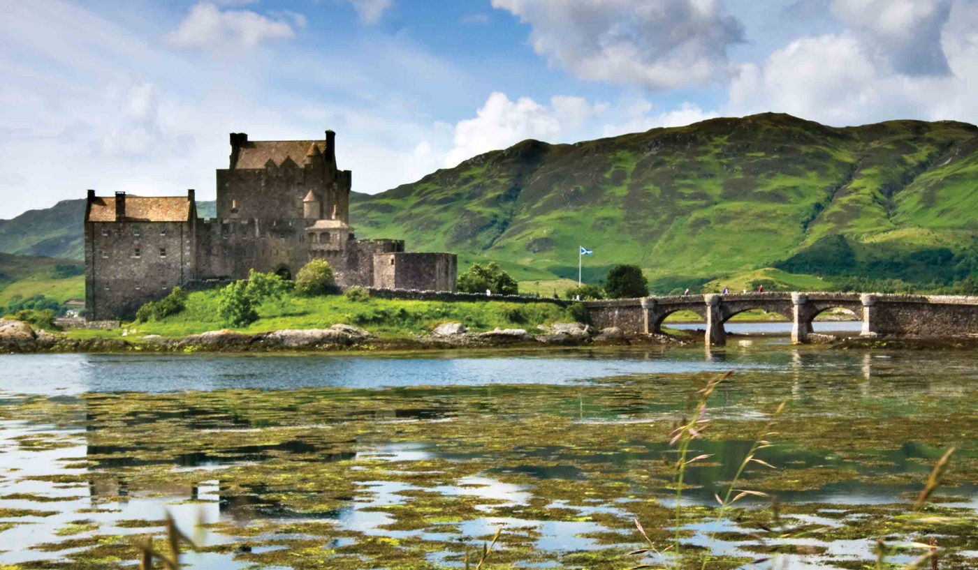Legendary Scottish Isles Edinburgh Glasgow Scotland Cruise