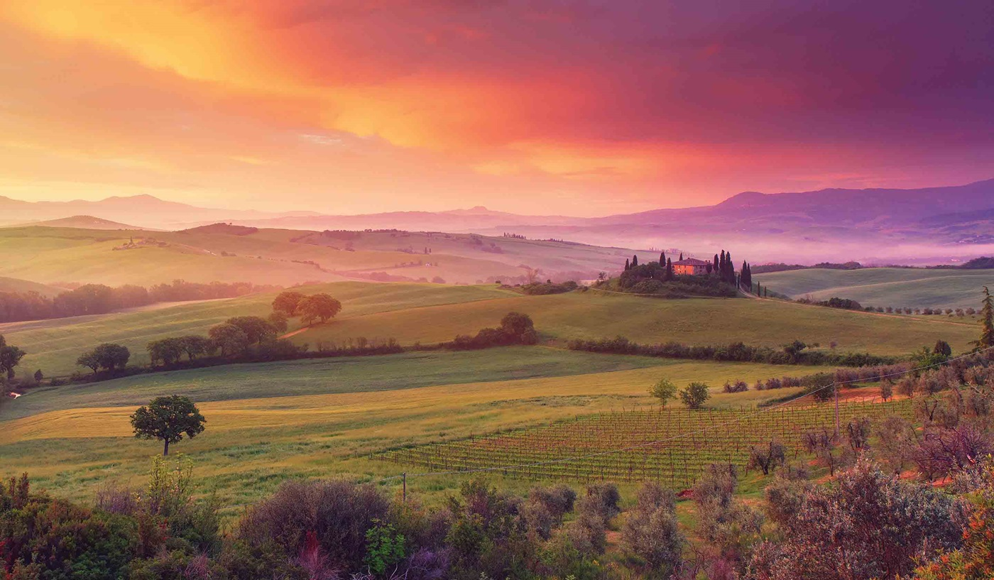 Tuscany Guided Tour