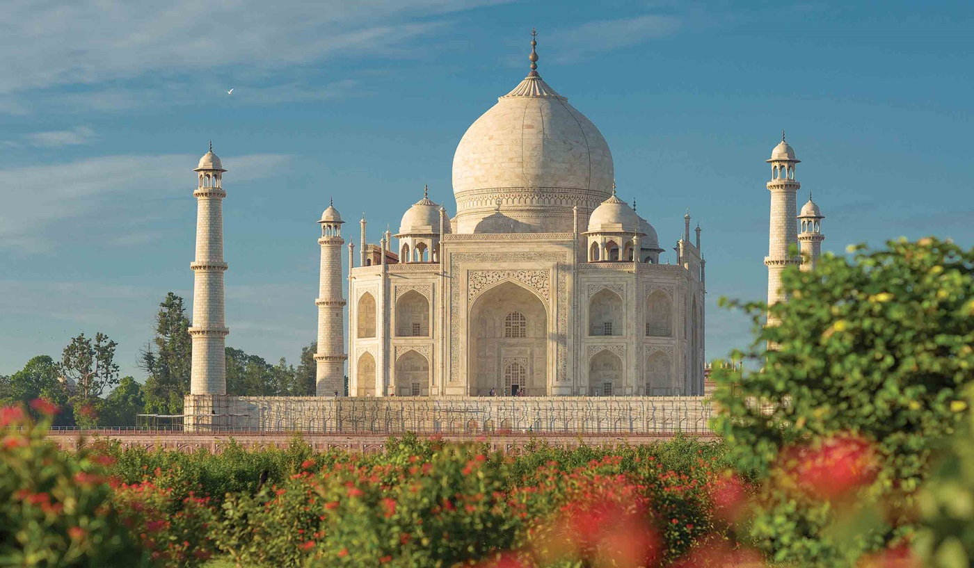 Portrait of India Escorted Tour