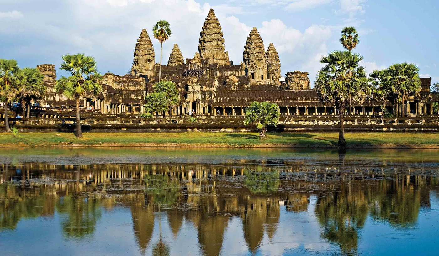 Cambodia Thailand Vietnam Escorted Tour