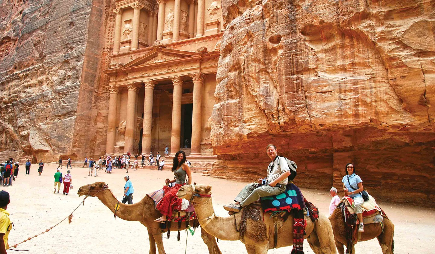 Israel Jordan Escorted Tour