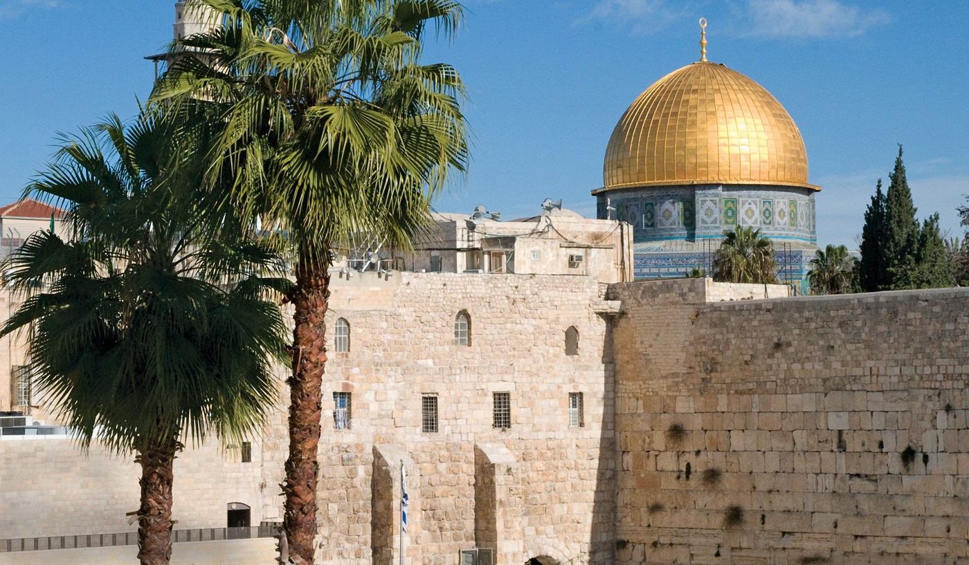 Israel Jordan Escorted Tour