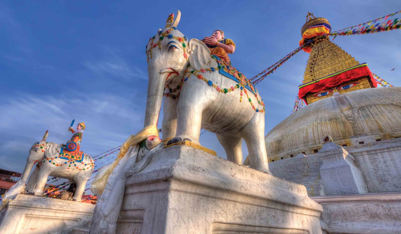 Northern India and Nepal Escorted Tour
