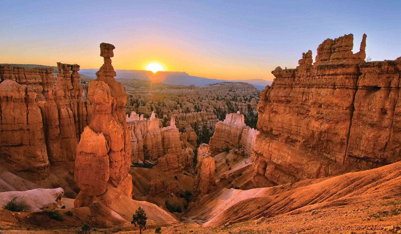 National Parks Southwest Escorted Tour