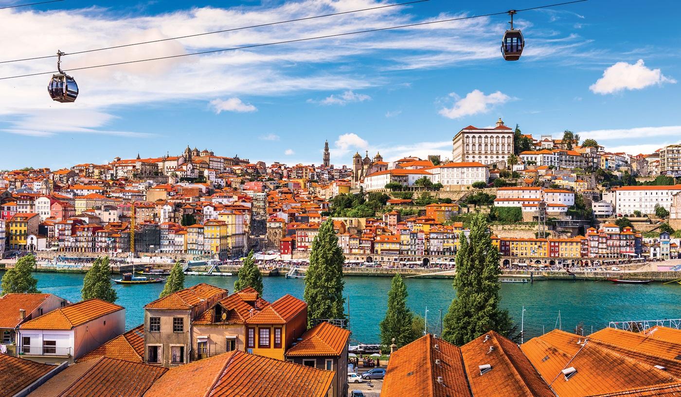 Lisbon to London Cruise
