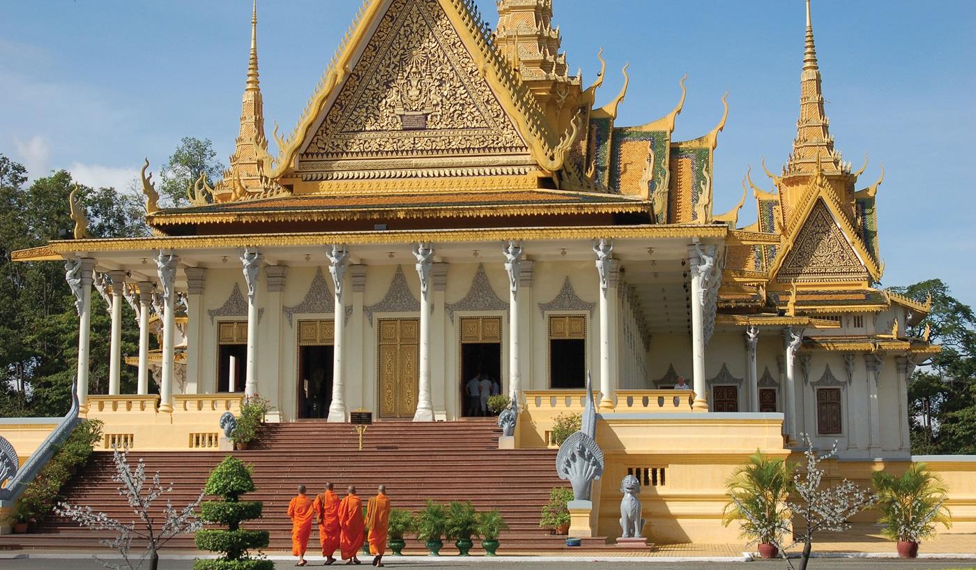 Indochina Vietnam Cambodia Laos Escorted Tour