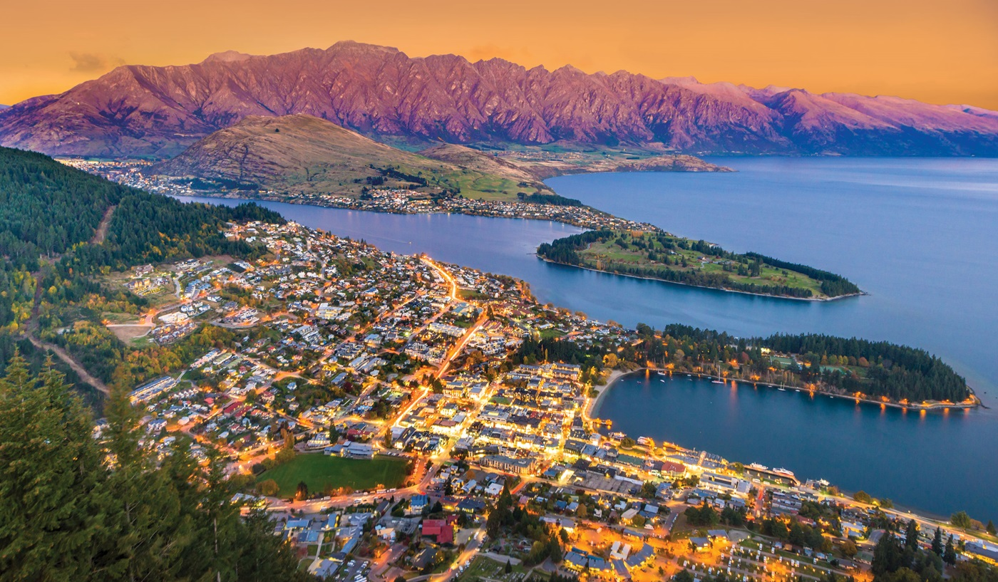 Grand Australia New Zealand Escorted Tour and Cruise