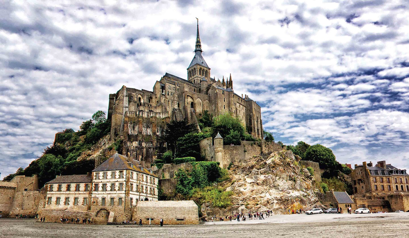 Brittany Paris Loire Valley Normandy Escorted Tour