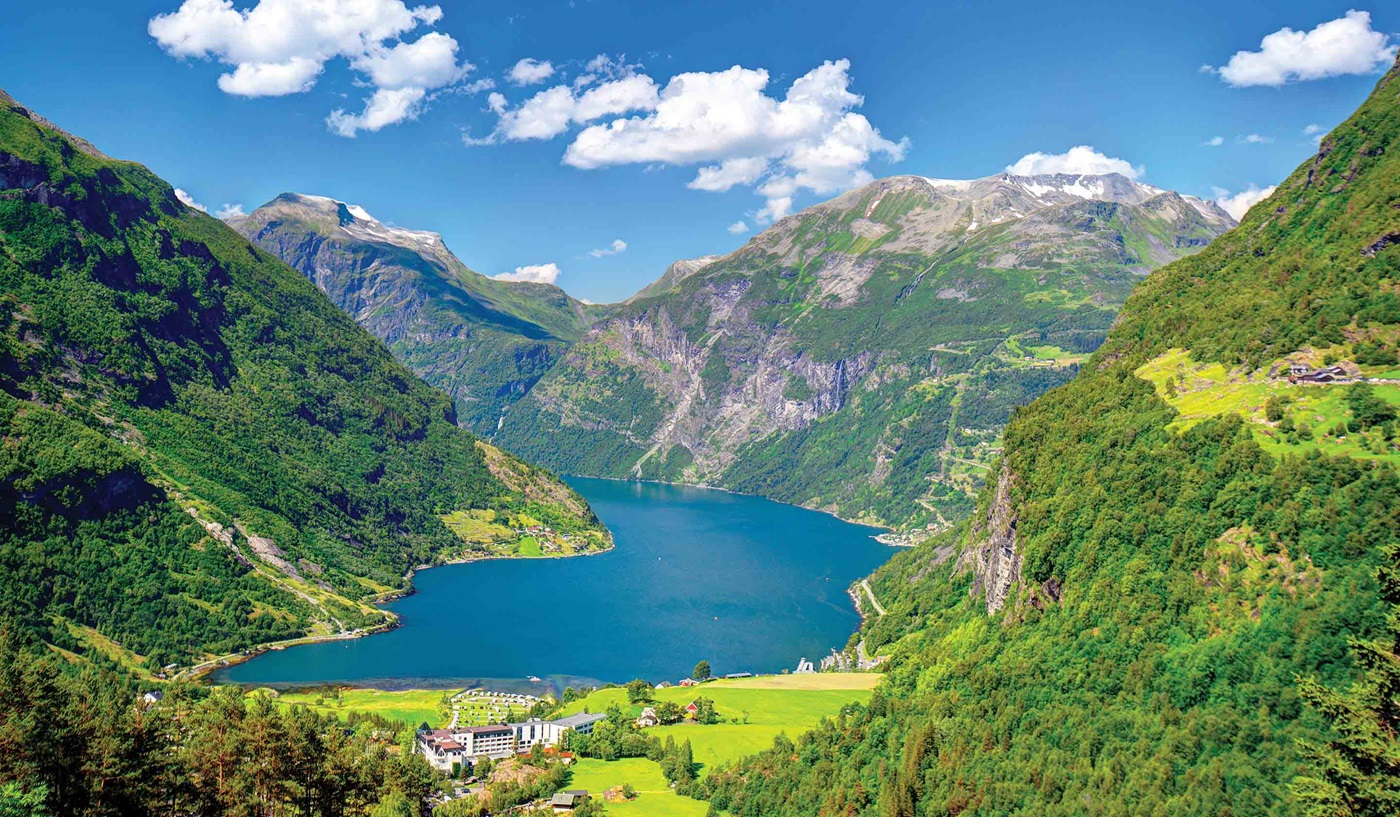 Fjords Coastal Treasures Norway Cruise