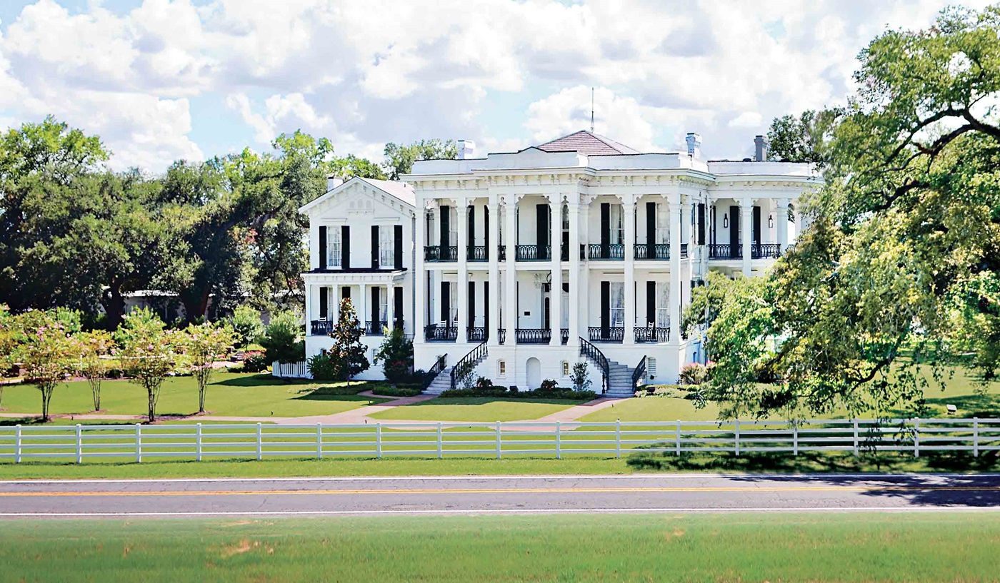 Mississippi New Orleans Plantantion Escorted Tour