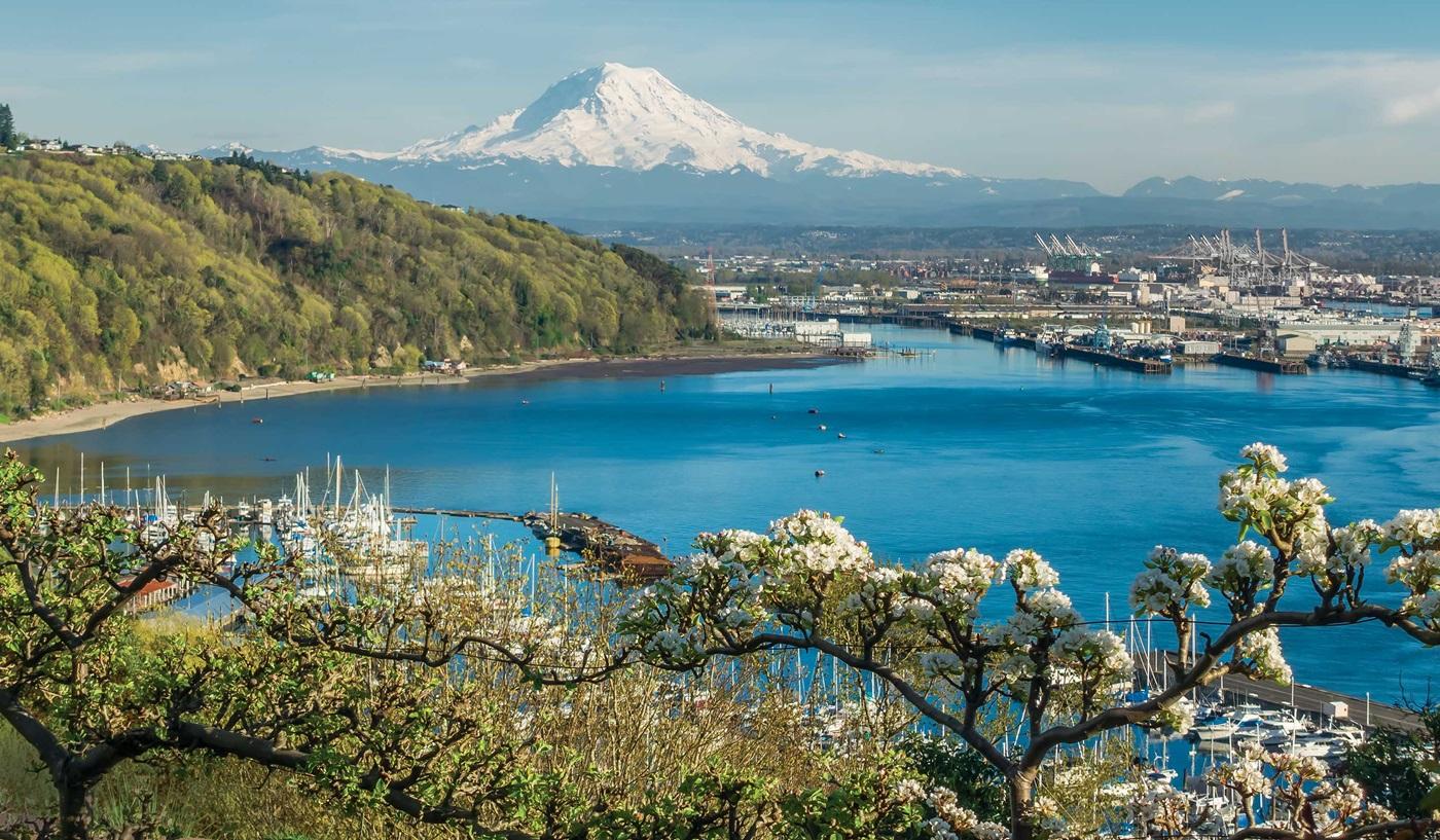 Pacific Northwest Escorted Tour