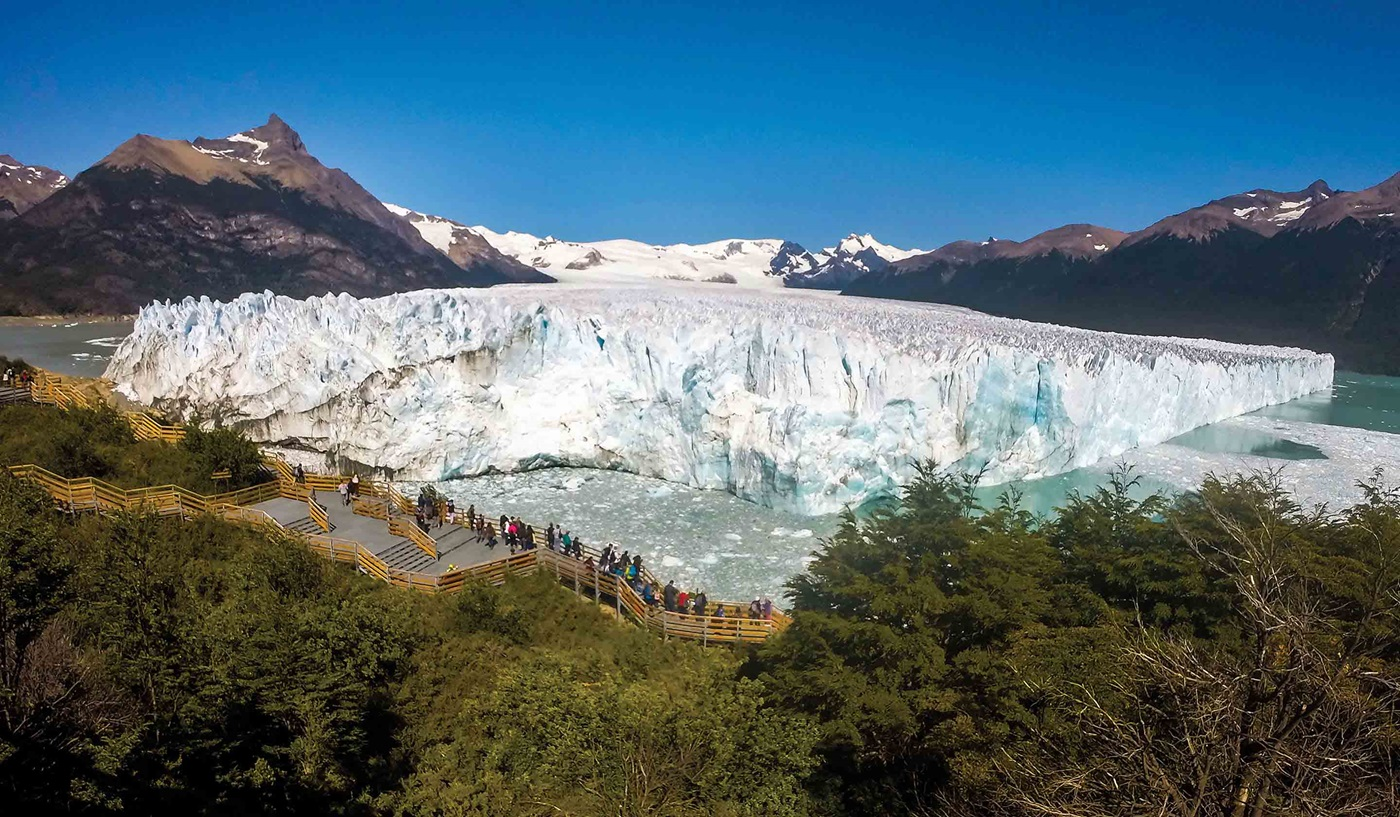 Patagonia Escorted Tour
