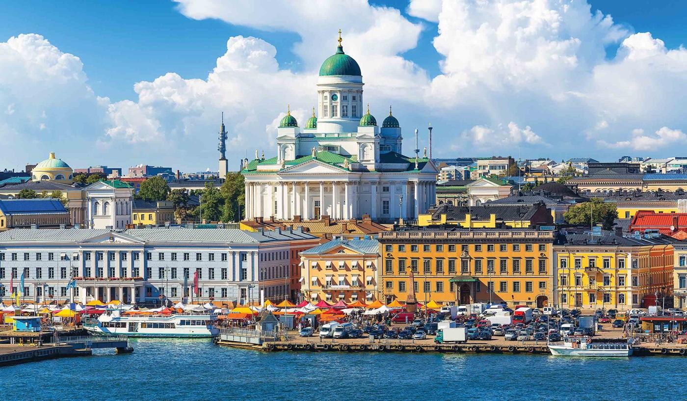 Week in Baltics Escorted Tour
